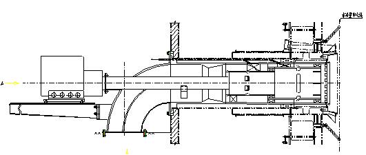 30万电厂锅炉结构图